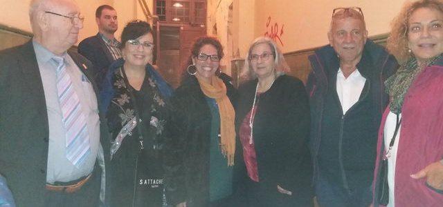 """כנס בנושא """"שואה"""" – ארוחת ערב במרכז הקהילה היהודית בטימישווארה"""