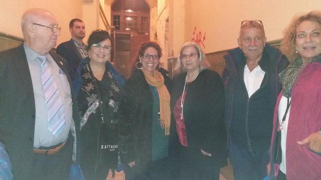 """כנס בנושא """"שואה"""" - ארוחת ערב במרכז הקהילה היהודית בטימישווארה"""